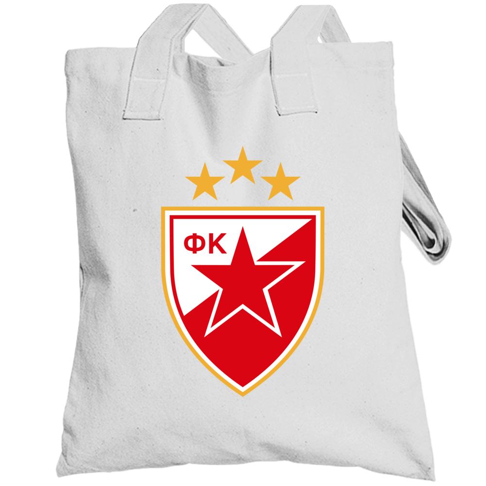 Red Star Fc Crvena Zvezda Totebag