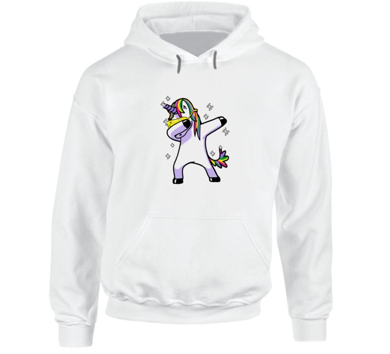 Dabbing Unicorn Hoodie
