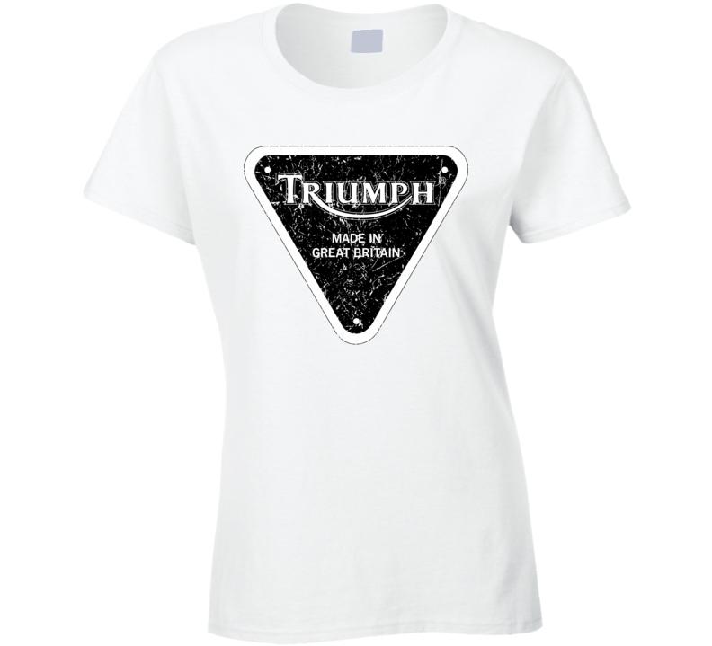 Triumph Vintage Ladies T Shirt