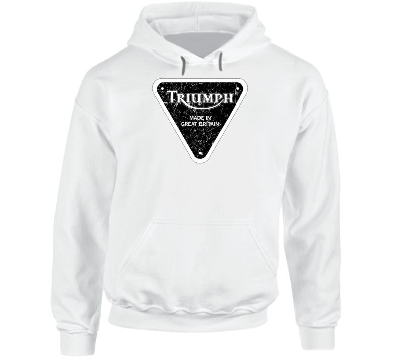 Triumph Vintage Hoodie