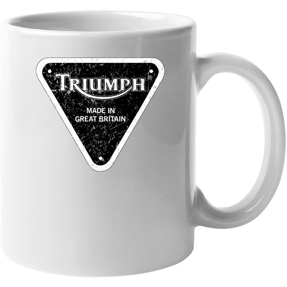 Triumph Vintage Mug