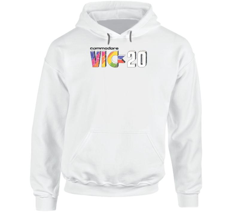 Vic 20 Vintage Hoodie