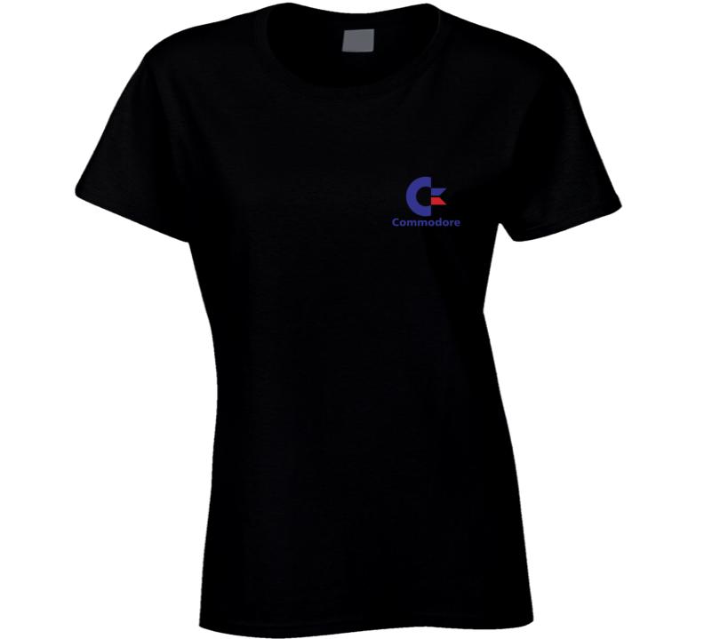 Commodor Ladies T Shirt