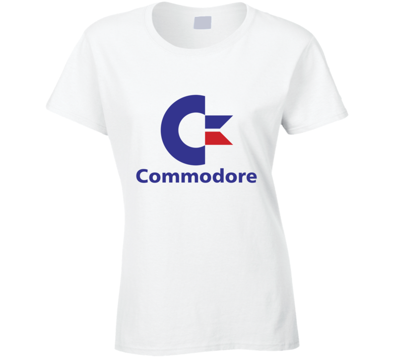 Commodore Ladies T Shirt