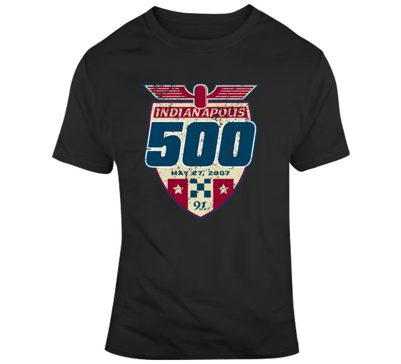 Indianapolis 500 Vintage T Shirt