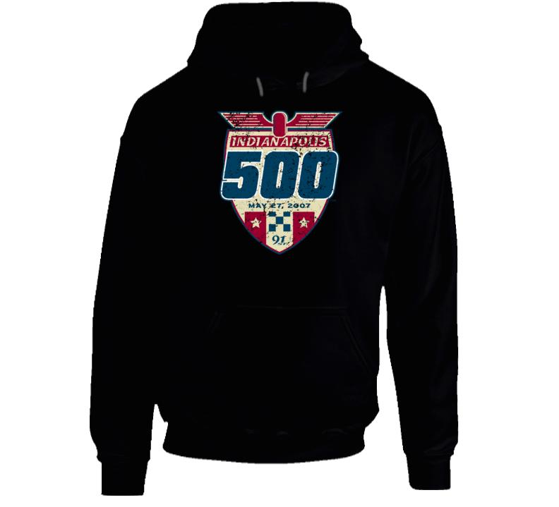 Indianapolis 500 Vintage Hoodie