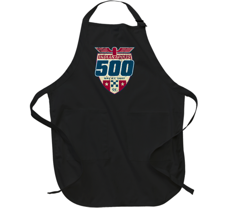 Indianapolis 500 Vintage Apron