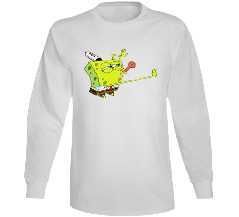 Spongebob Long Sleeve
