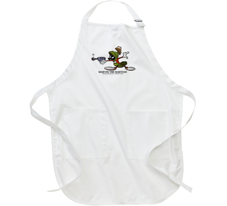 Marvin The Martian Apron