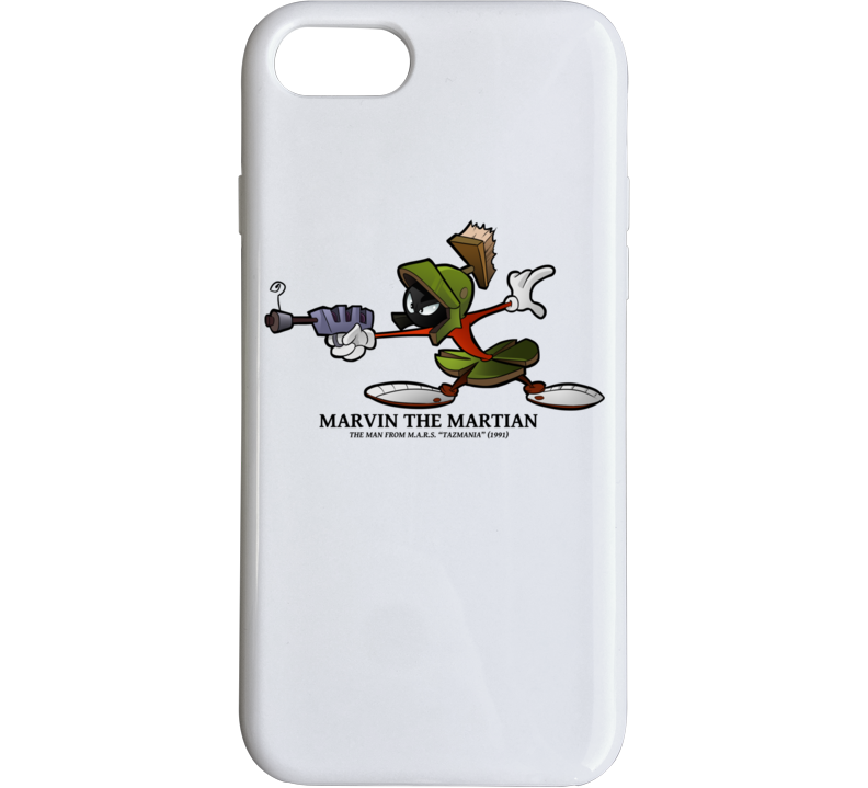 Marvin The Martian Phone Case