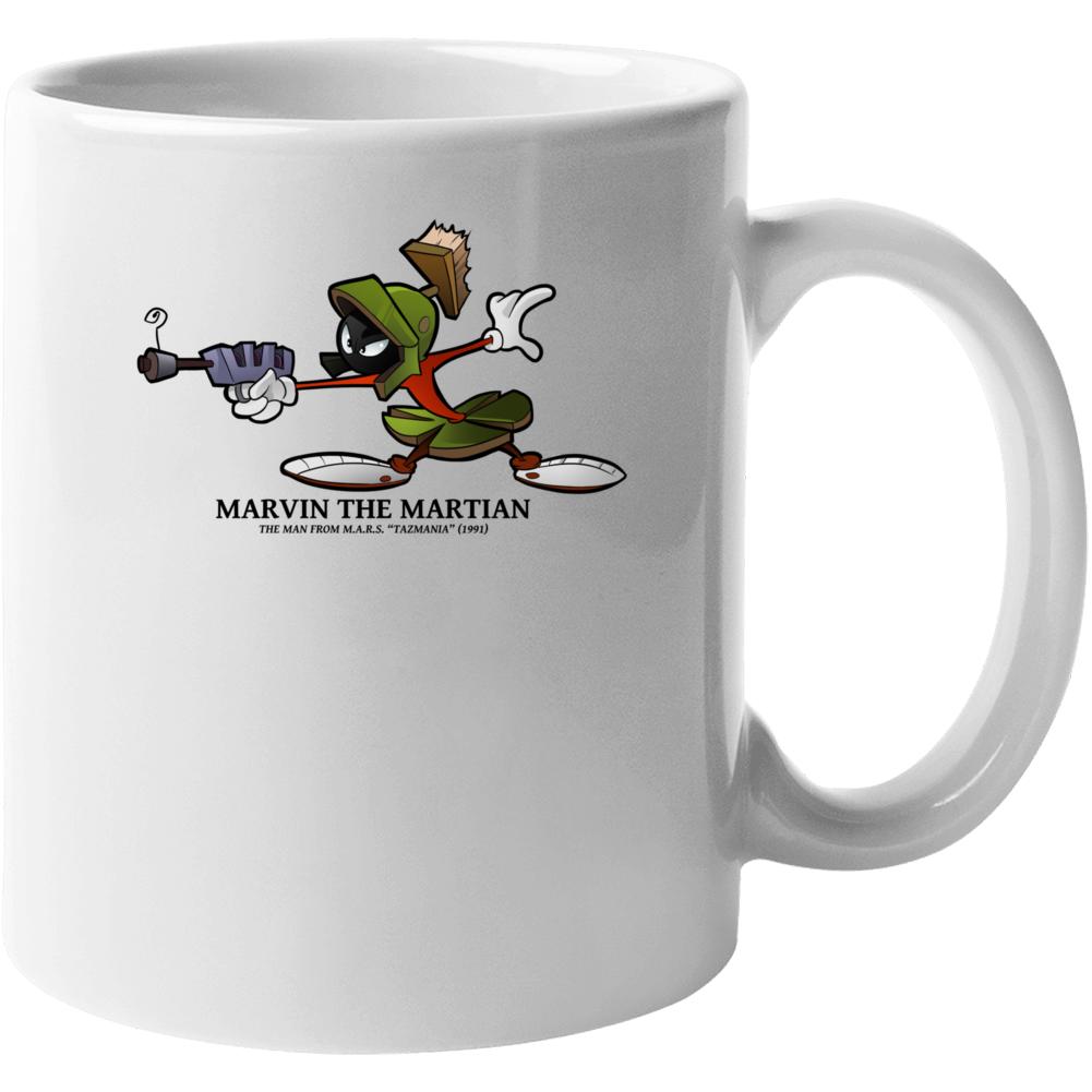 Marvin The Martian Mug