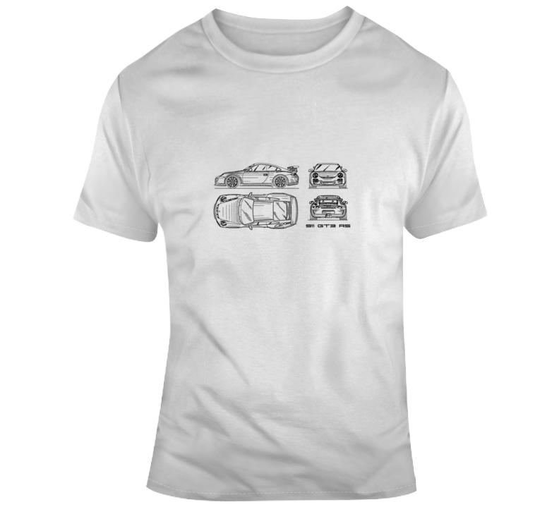 911 Gt3 Rs T Shirt