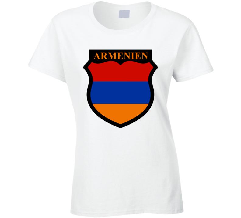 Armenian Ladies T Shirt