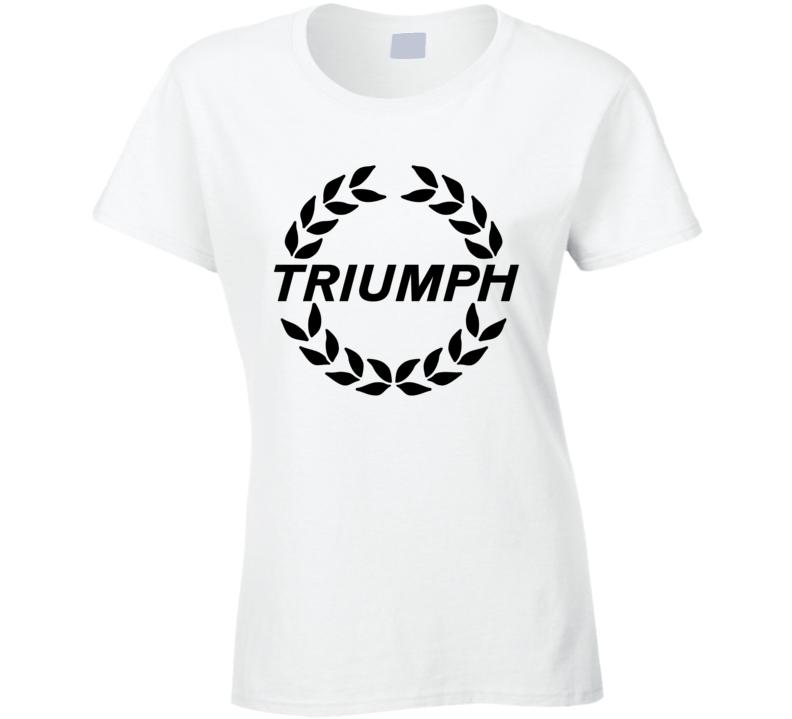 Triumph Ladies T Shirt