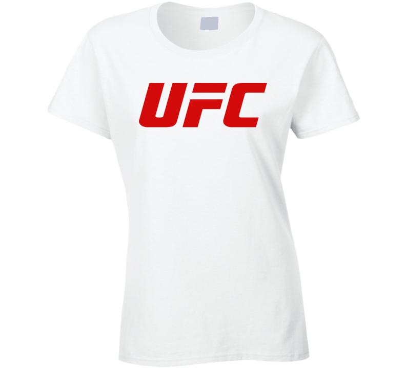Ufc Ladies T Shirt