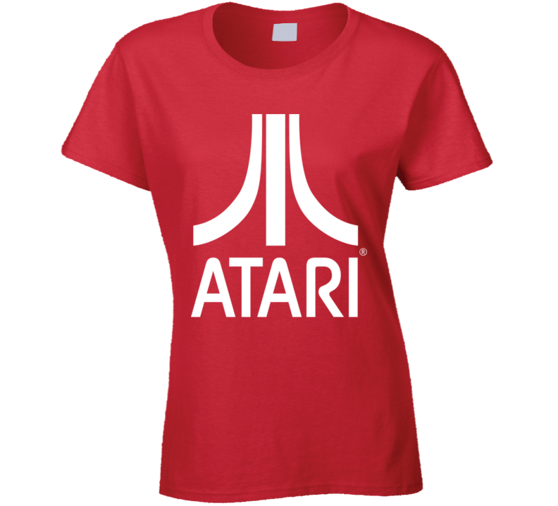 Atari Ladies T Shirt