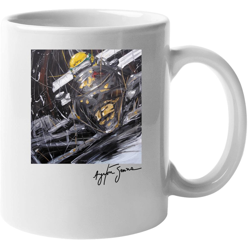 Senna Lotus Mug