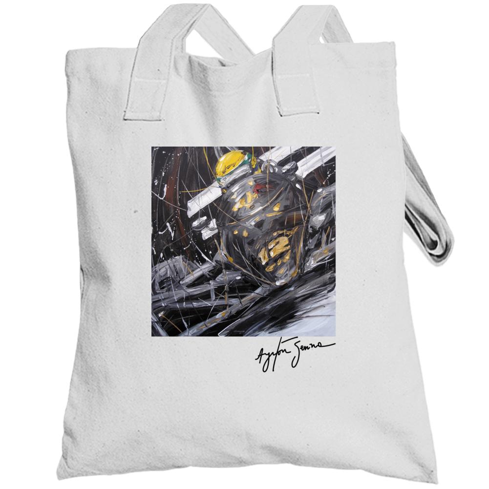 Senna Lotus Totebag