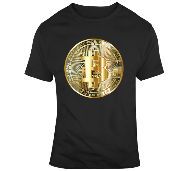 Bitcoin T Shirt