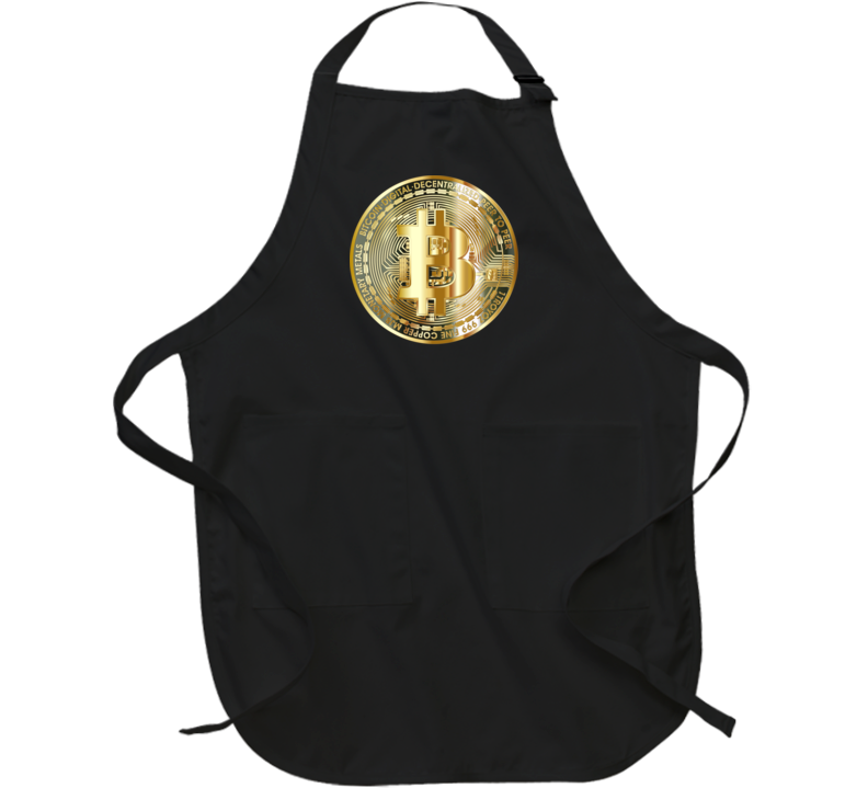 Bitcoin Apron
