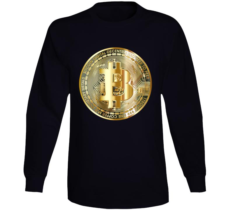 Bitcoin Long Sleeve