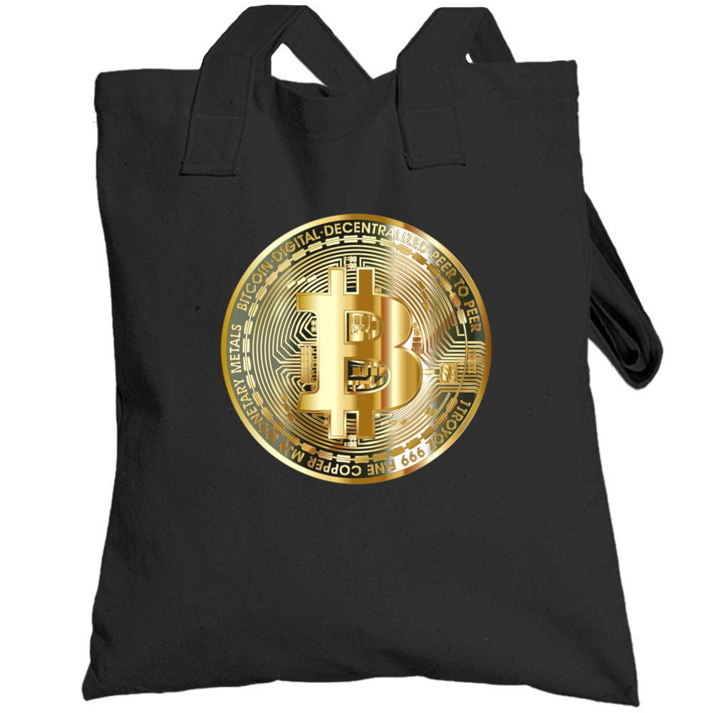 Bitcoin Totebag
