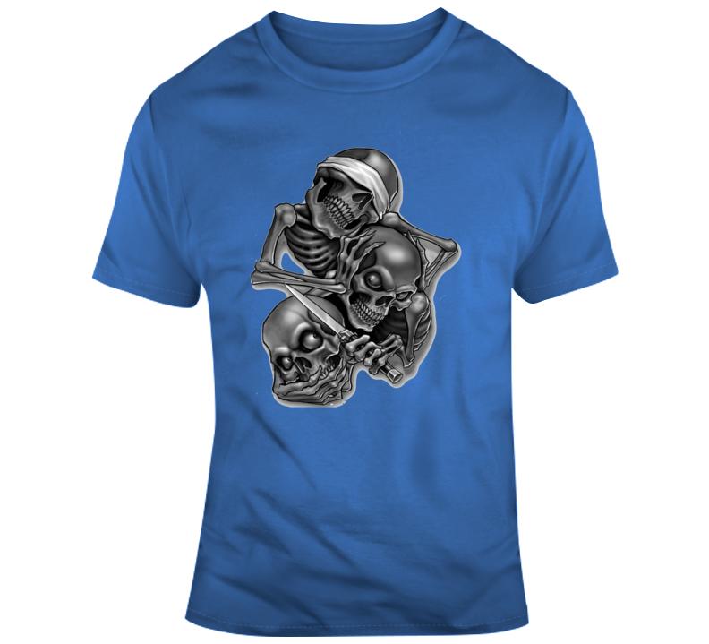 Hear, See, Speak No Evil T Shirt