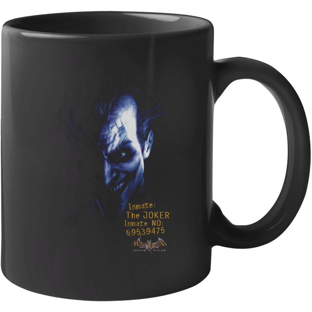 Inmate Joker Mug