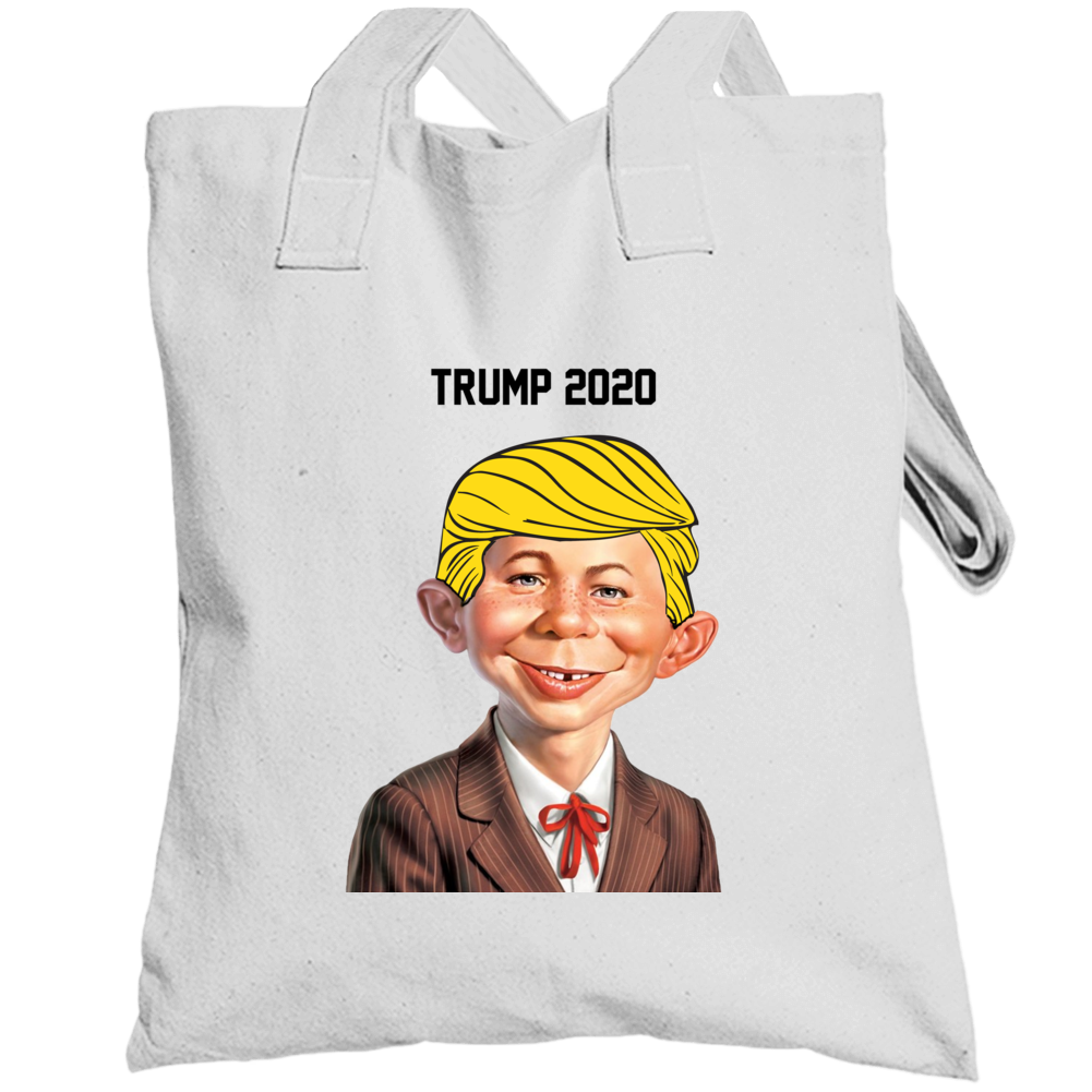 Mad Trump 2020 Totebag