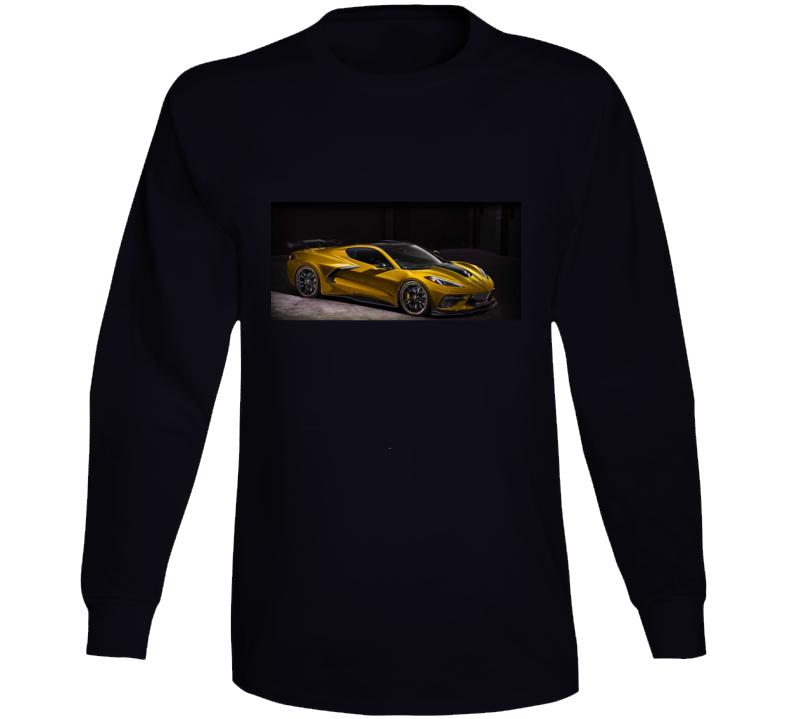2020 C8 Corvette Long Sleeve
