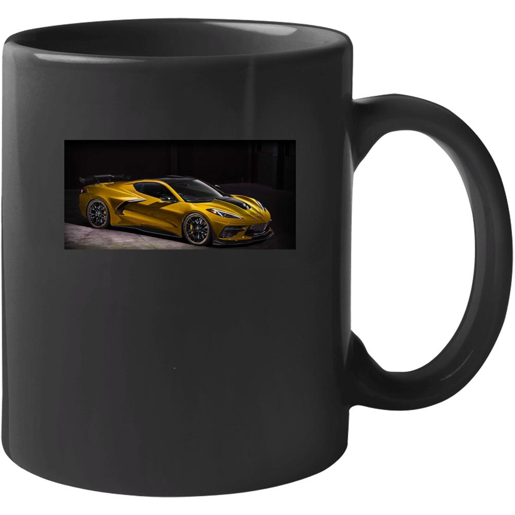 2020 C8 Corvette Mug