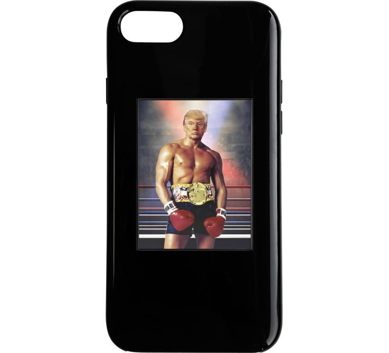 Rocky Trump Phone Case