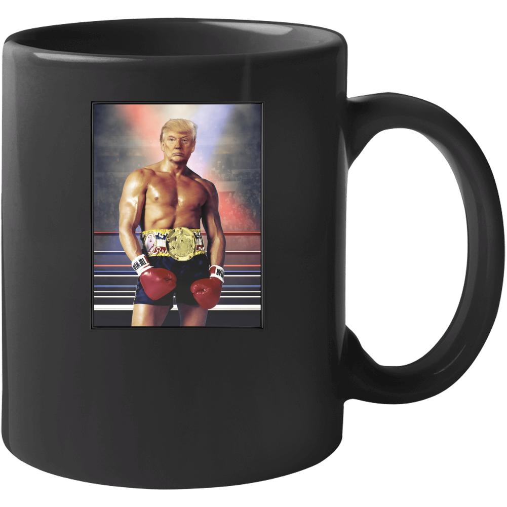 Rocky Trump Mug