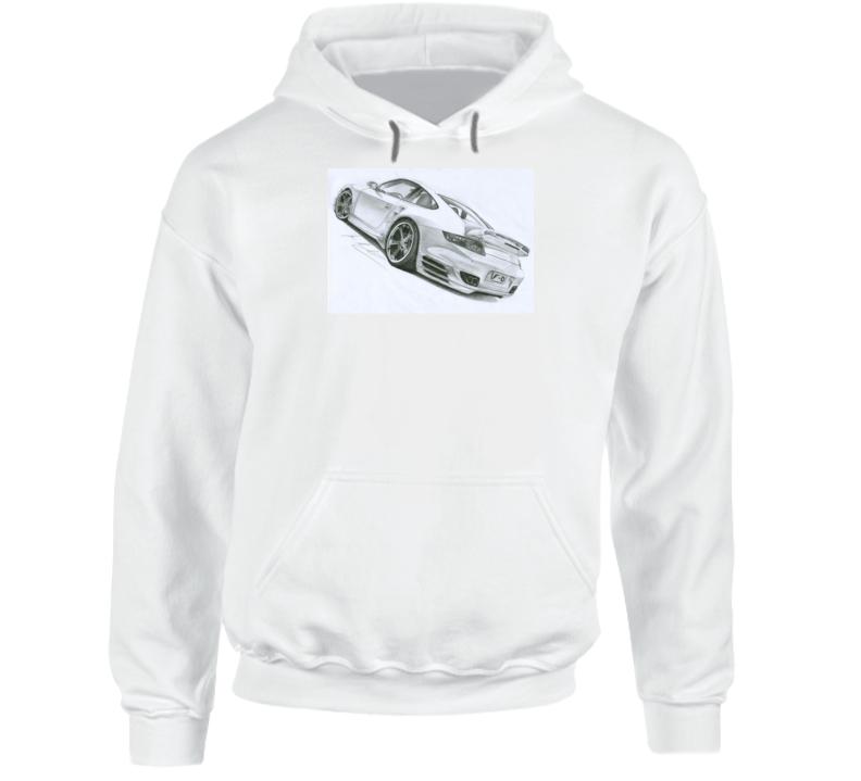 Porsche 911 Hoodie