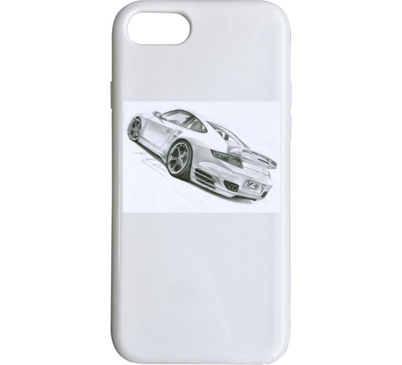 Porsche 911 Phone Case