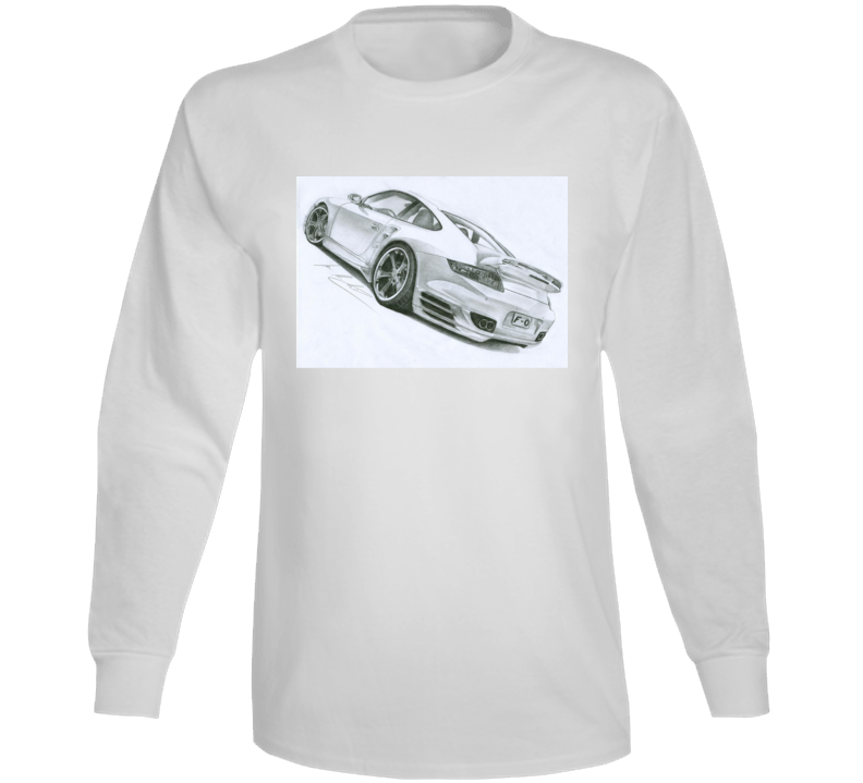 Porsche 911 Long Sleeve
