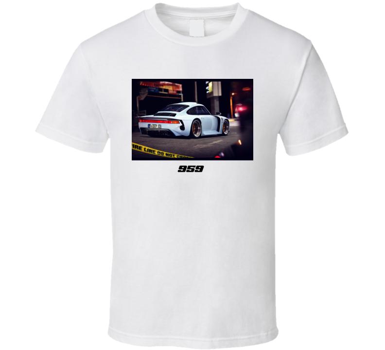 Porsche 959 T Shirt
