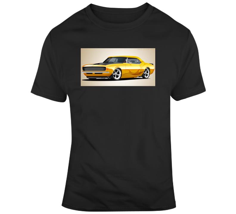 69 Ss Camaro T Shirt