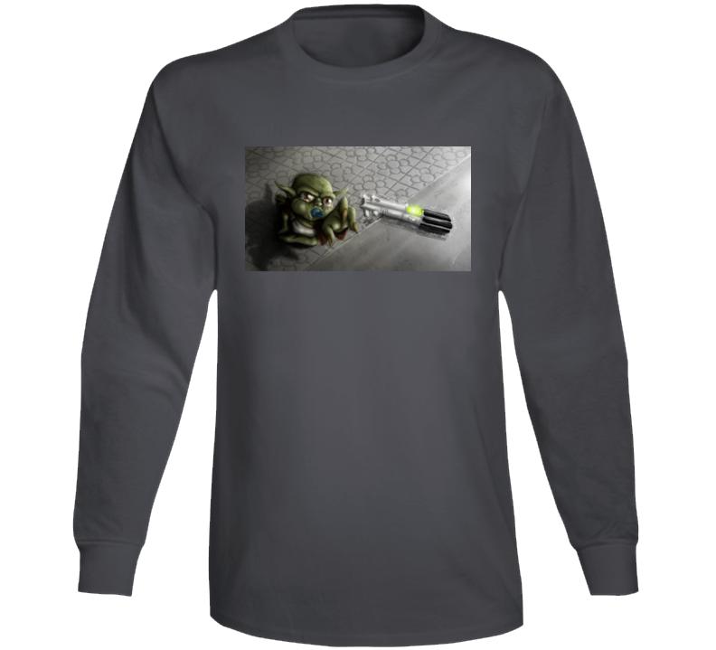 Baby Yoda Long Sleeve