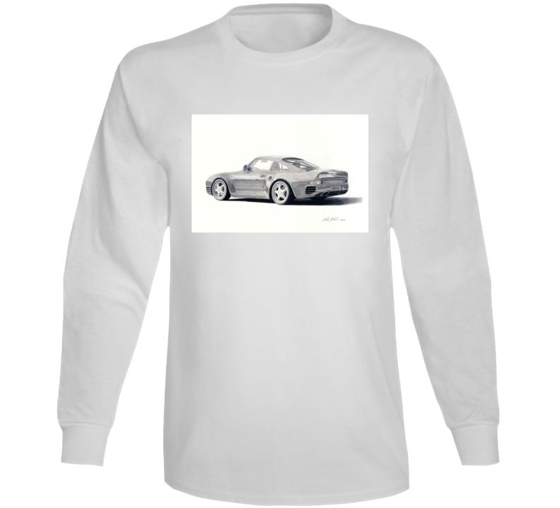 959 Porsche Long Sleeve