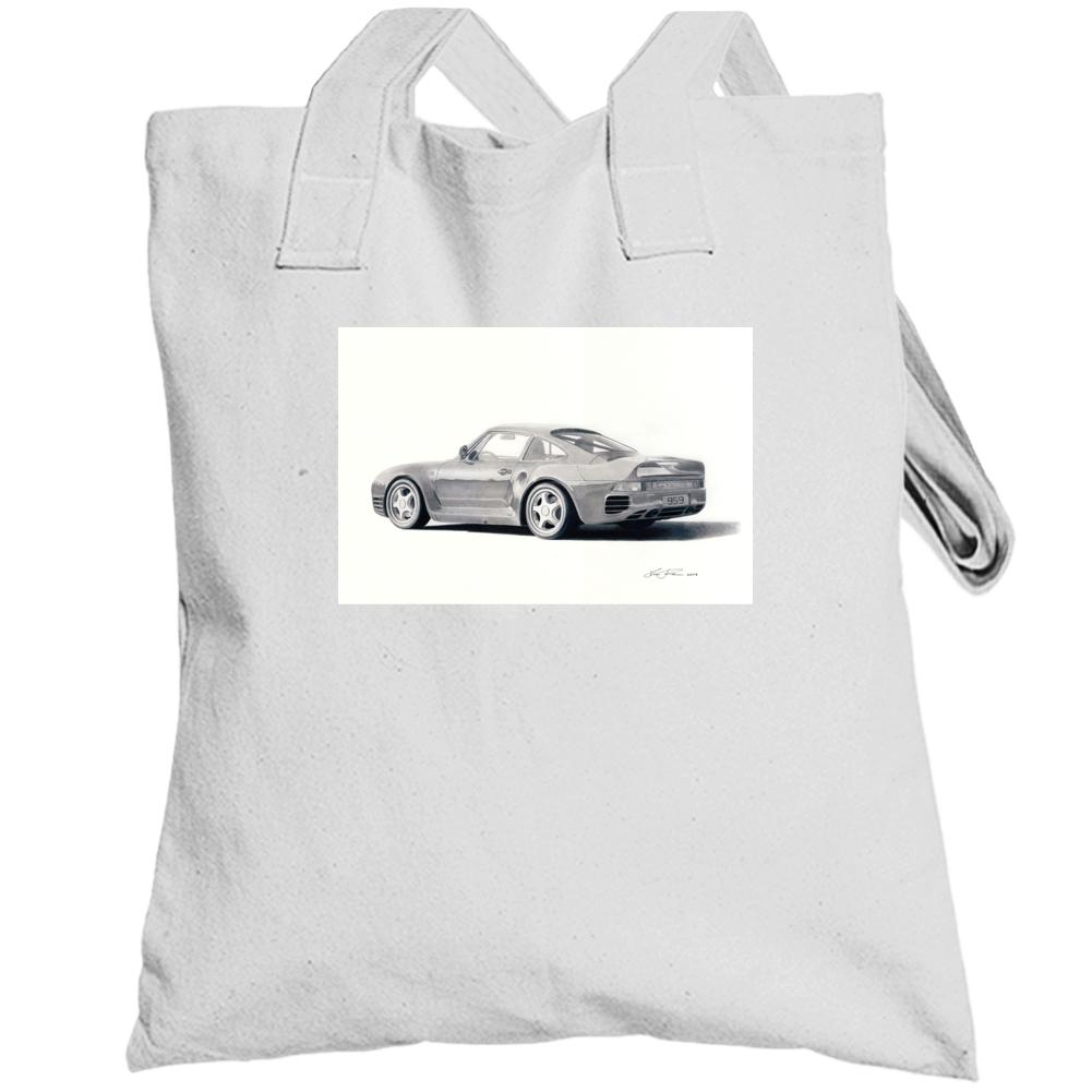 959 Porsche Totebag