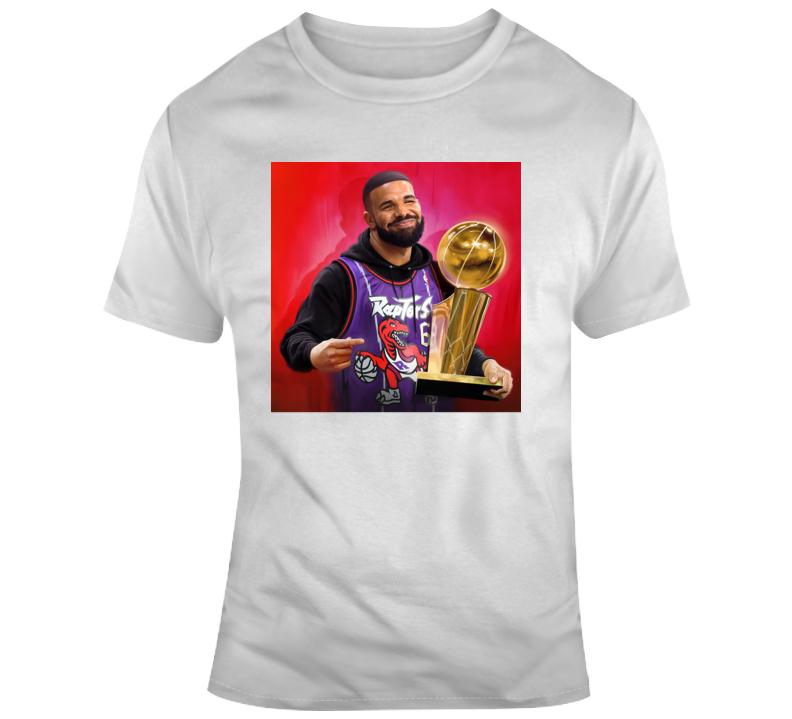 Drake Raptors Trophy T Shirt
