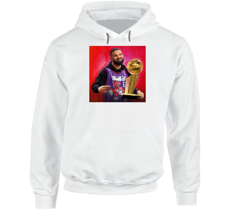 Drake Raptors Trophy Hoodie