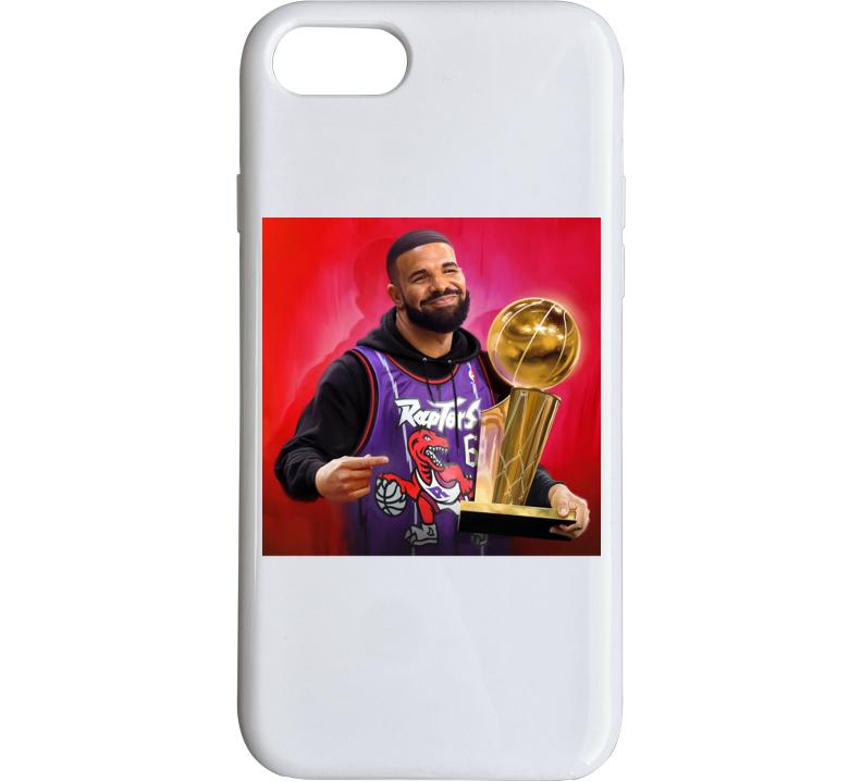 Drake Raptors Trophy Phone Case