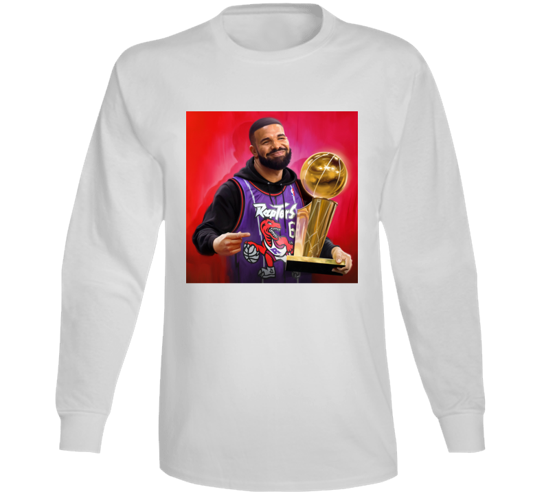 Drake Raptors Trophy Long Sleeve