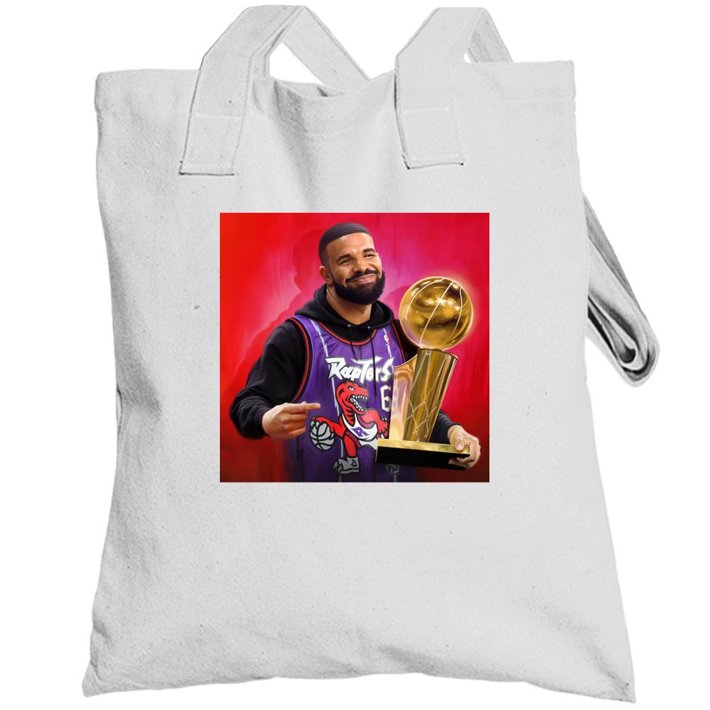 Drake Raptors Trophy Totebag