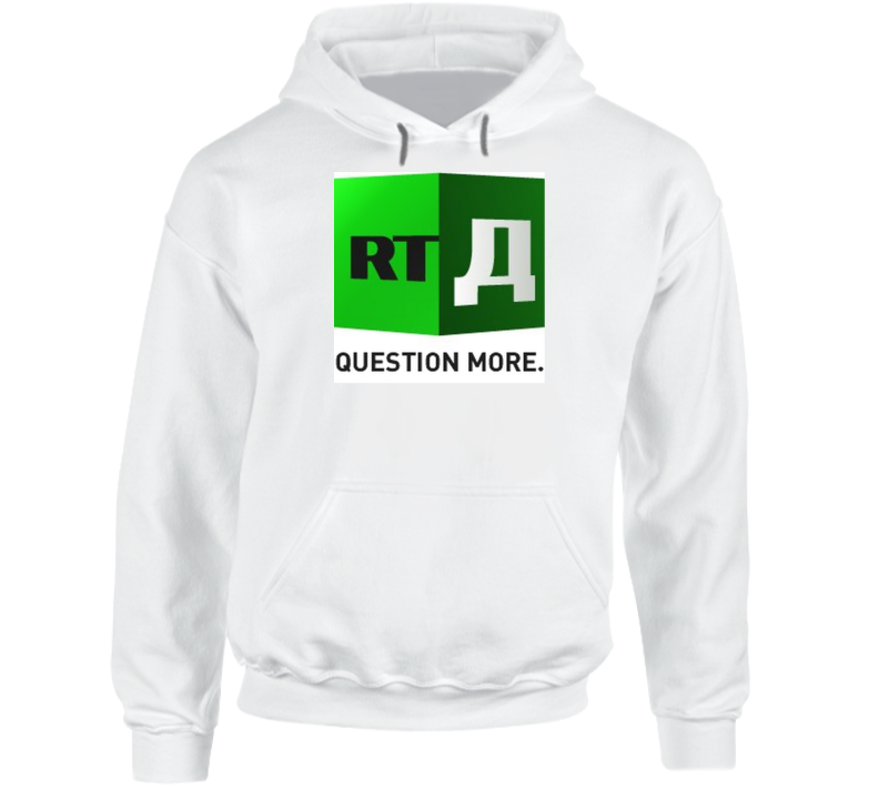 Rt News Question More Hoodie