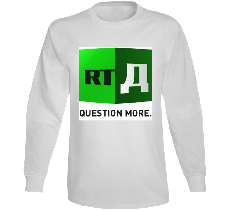 Rt News Question More Long Sleeve