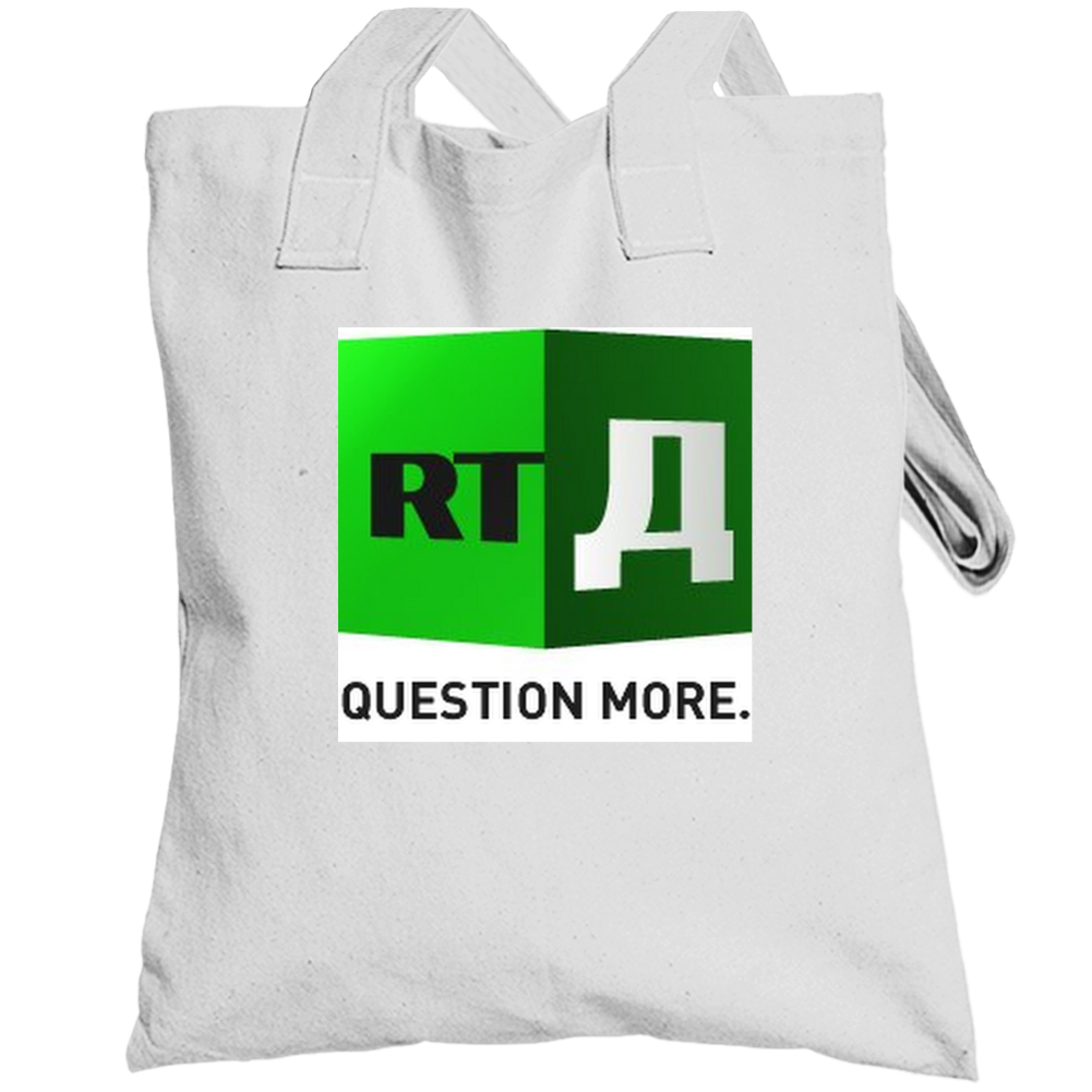 Rt News Question More Totebag