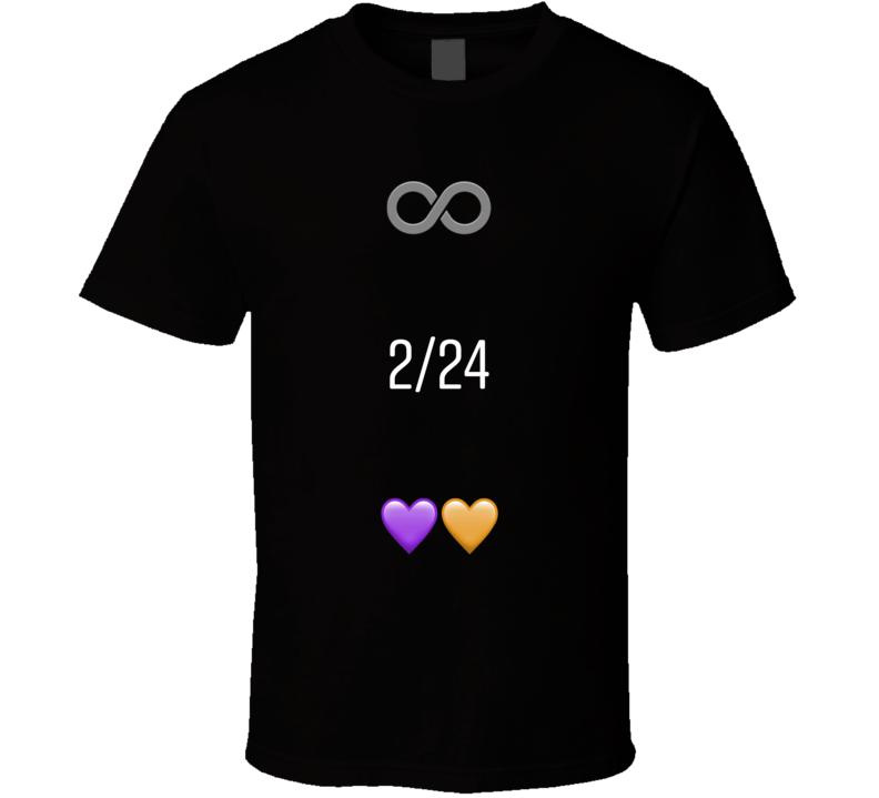 2 24 Forever T Shirt